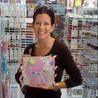 Amy's Acrylic Album