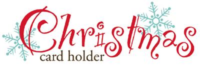 Christmascardholderclasskitlogo