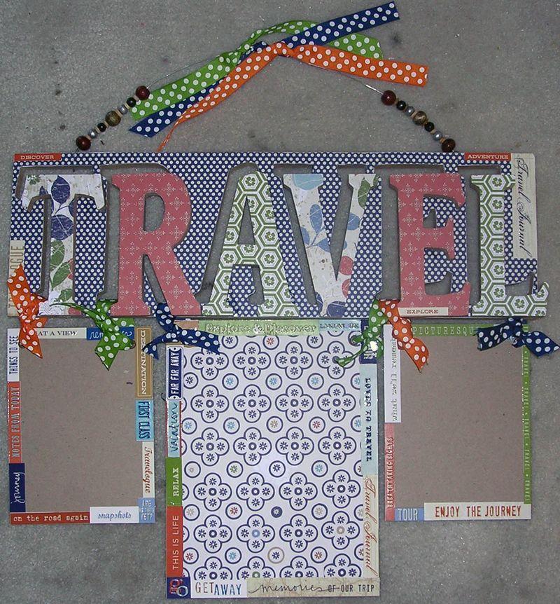 Travelwalldecor