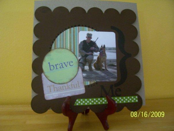 Brave & Thankful