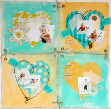 Cheerful12x12kit