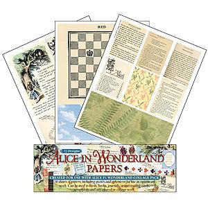 Alice paper packs
